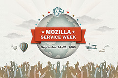 small mozilla service week