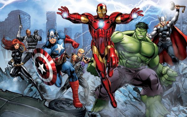 Image source: wallup.net / Rick Jones and the Avengers (Marvel Comics)