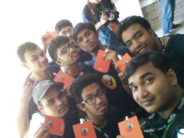 Firefox Club of June 2015
