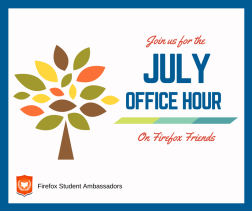July Office Hour