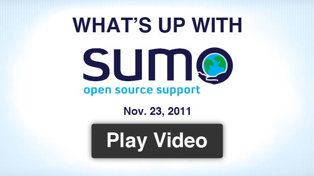 What's Up With SUMO?