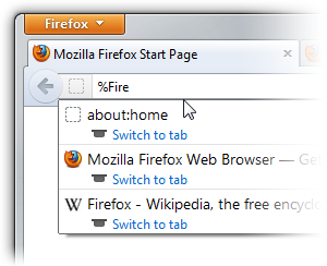how to find firefox private tab add ons