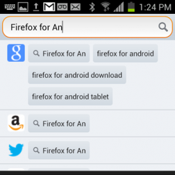 Android Search