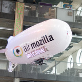 Air Mozilla Blimp