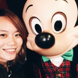 Selfie with Micky