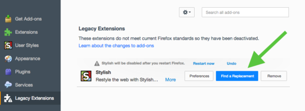 Helping You Find Compatible Extensions | Mozilla Add-ons Blog