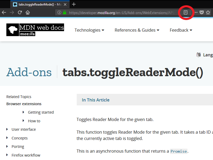 Extensions In Firefox 58 Mozilla Add Ons Blog