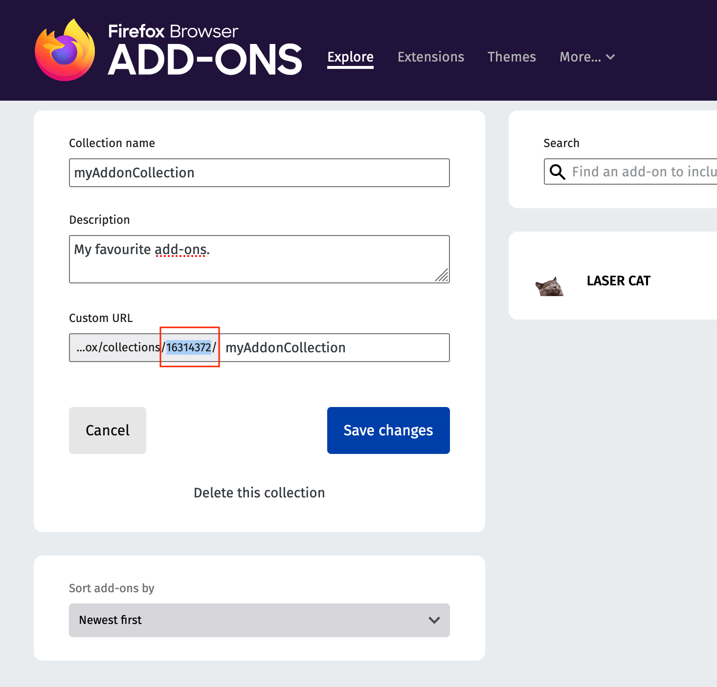 Add-on Customization Revise any order to fit your needs