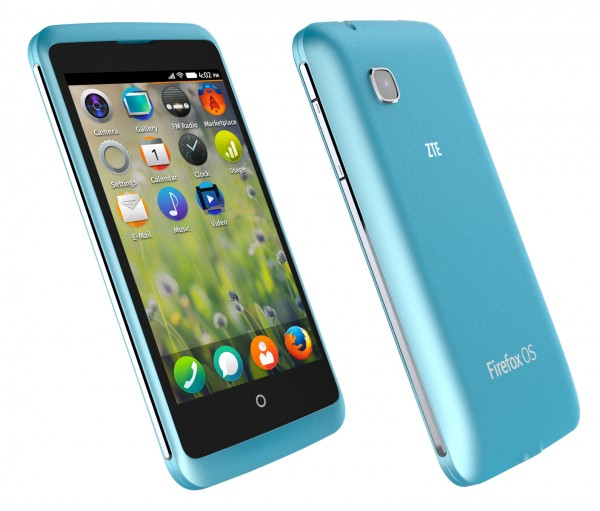 The ZTE Open C will offer the latest version of Firefox OS in Venezuela and Uruguay in Q2 of 2014
