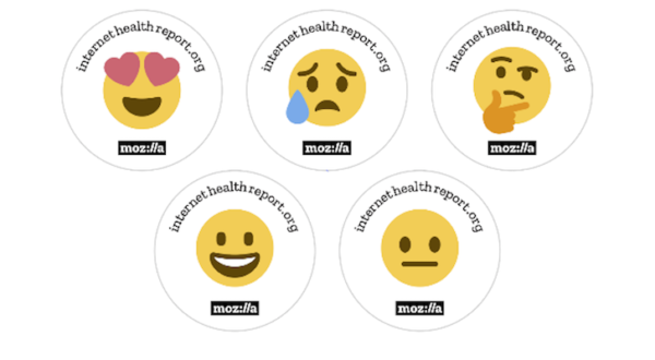 Internet Health Report Emojis