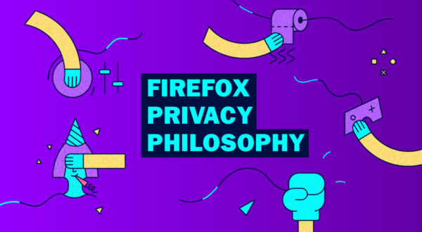 Firefox privacy philosophy