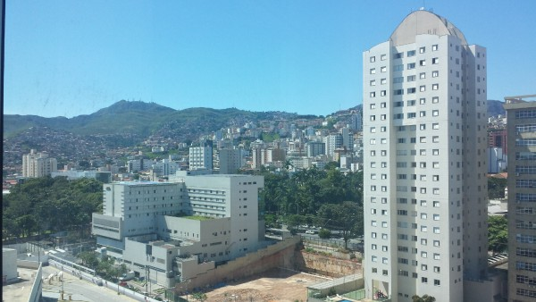 Outside ThoughtWorks in Belo Horizonte.