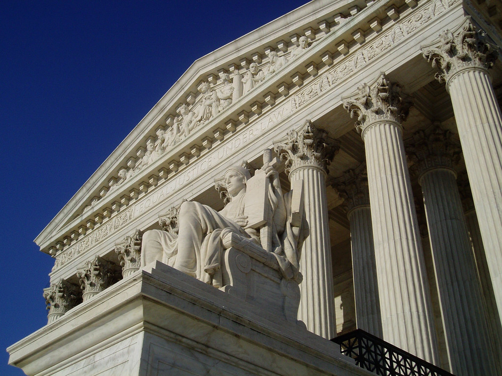 Photo: Supreme Court by Matt Wade (CC BY-SA 2.0)