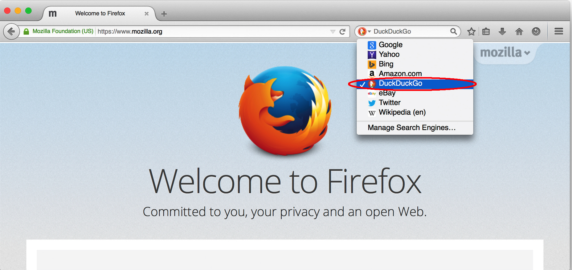 Firefox Fete Ses 10 Ans Section Presse Mozilla