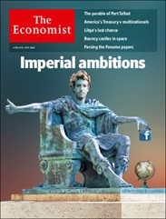 Cov The Economist Mark Zuckerberg