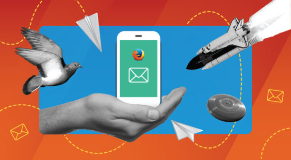 Firefox per iOS - email integration