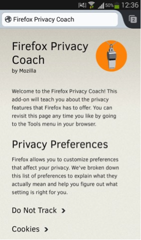 firefoxprivacycoach