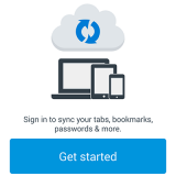 Firefox for Android - Sync