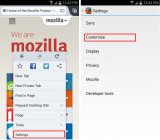 Customize Firefox for Android 228kb PNG