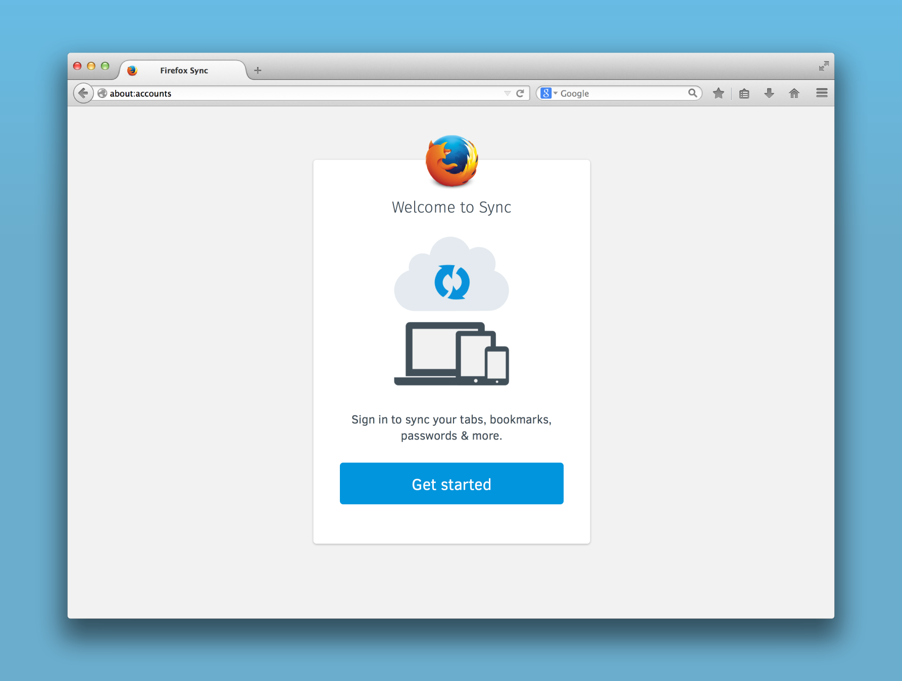 A Better Firefox Sync | Mozilla Services
