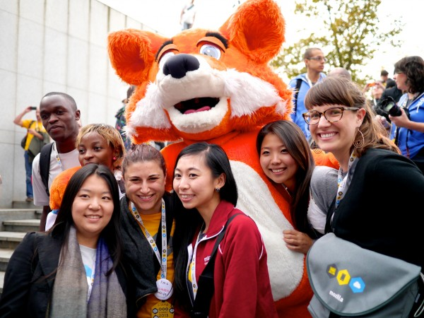 Mozilla Summit