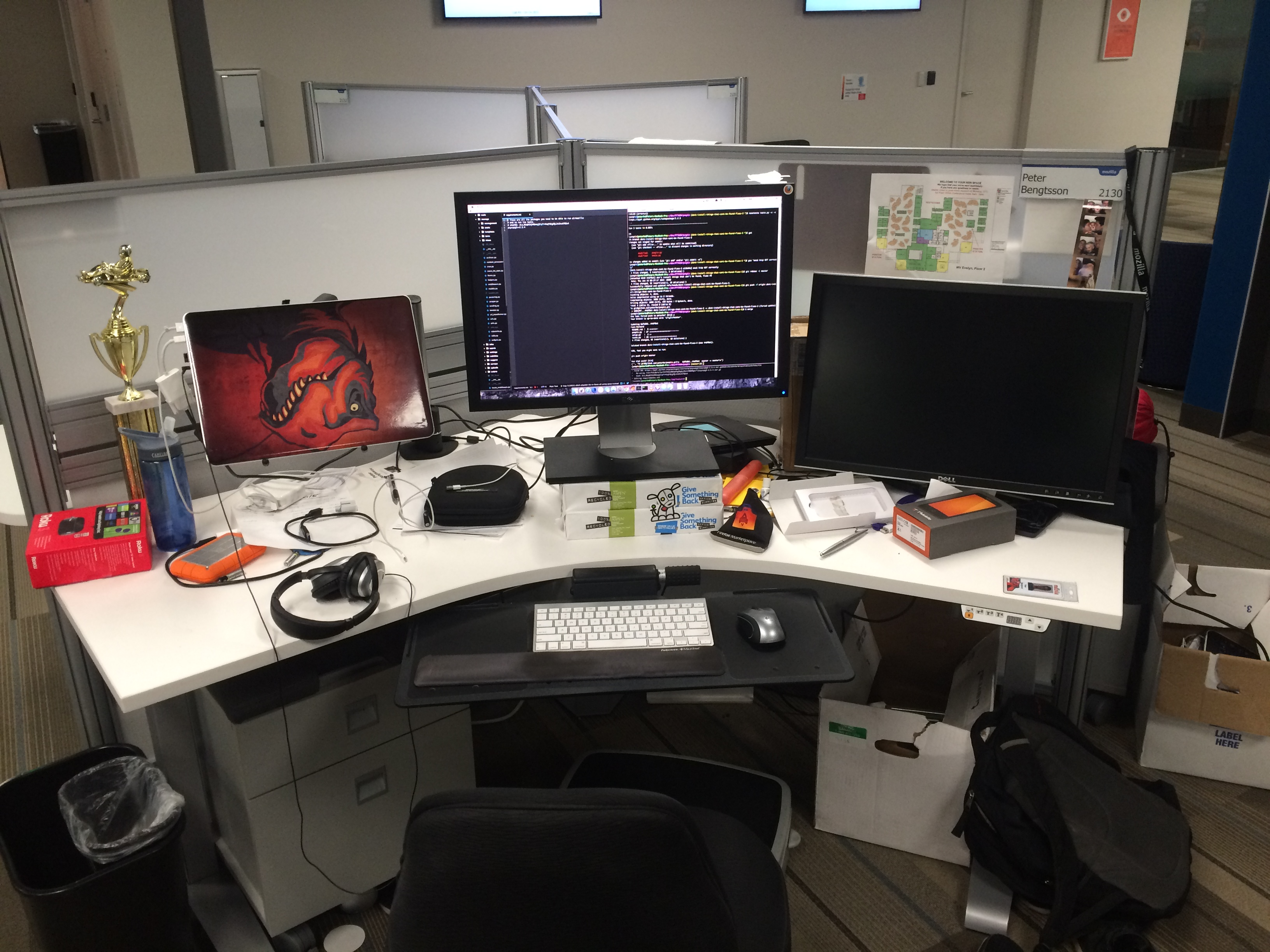 The Desks Of Mozilla Webdev Mozilla Web Development