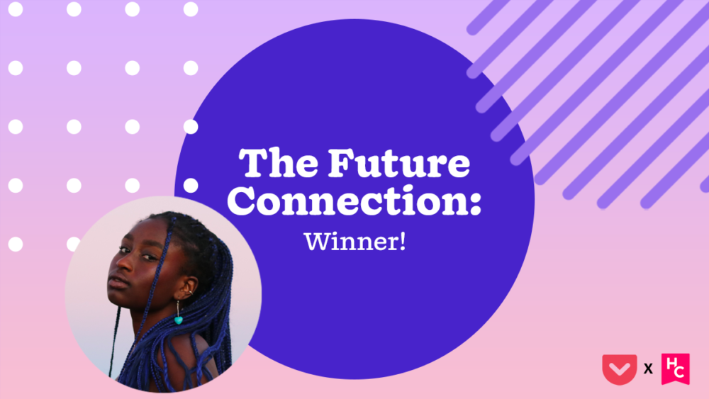 winner of the future connection college essay contest