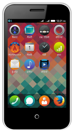 Intex Cloud FX in Hindi