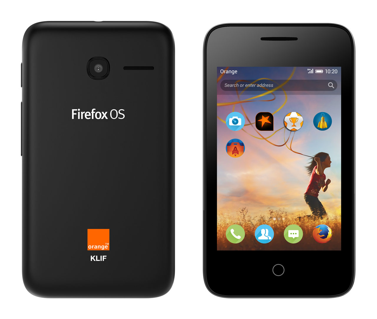 Orange launches first firefox os smartphones in africa for Orange mobel