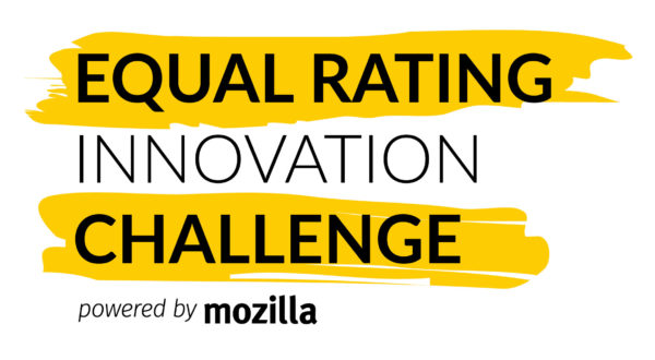Equal Rating Innovation Challenge