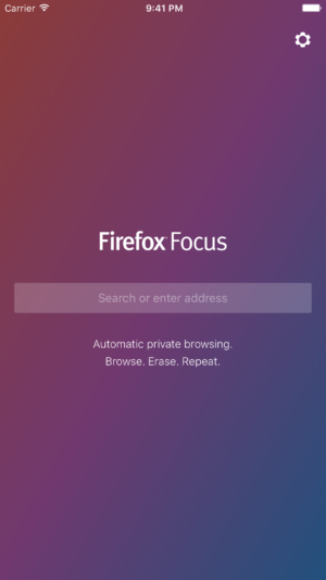 Introducing Firefox Focus - A Free, Fast Private Browser for