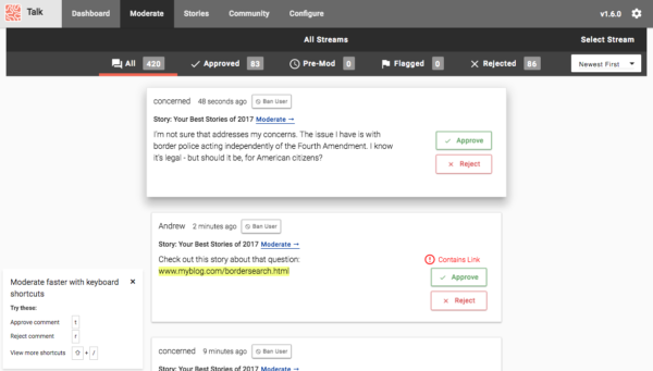 Mozilla and the Washington Post Are Reinventing Online Comments