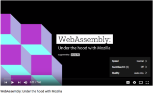 WebAssembly support now shipping in all major browsers – Mozilla