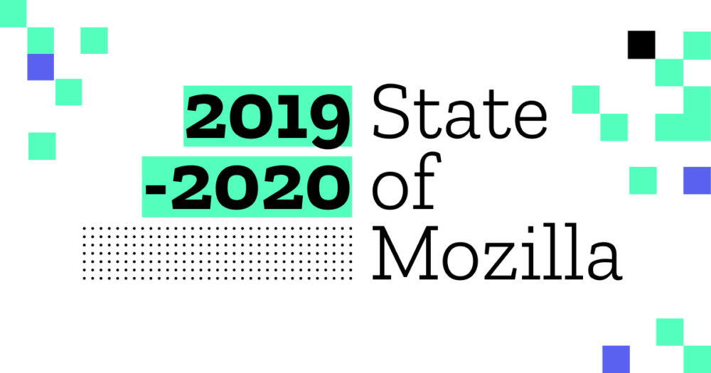 2019–2020 State of Mozilla